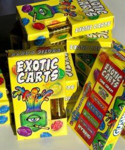 Buy exotic carts online