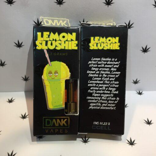 lemon slushie dank